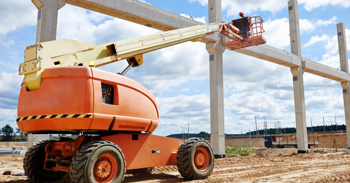 What Is A Boom Lift?