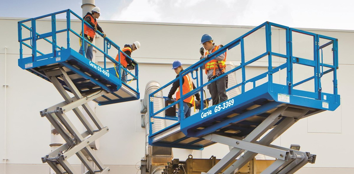 How Can You Keep Erected Elevated Work Platforms Safe?